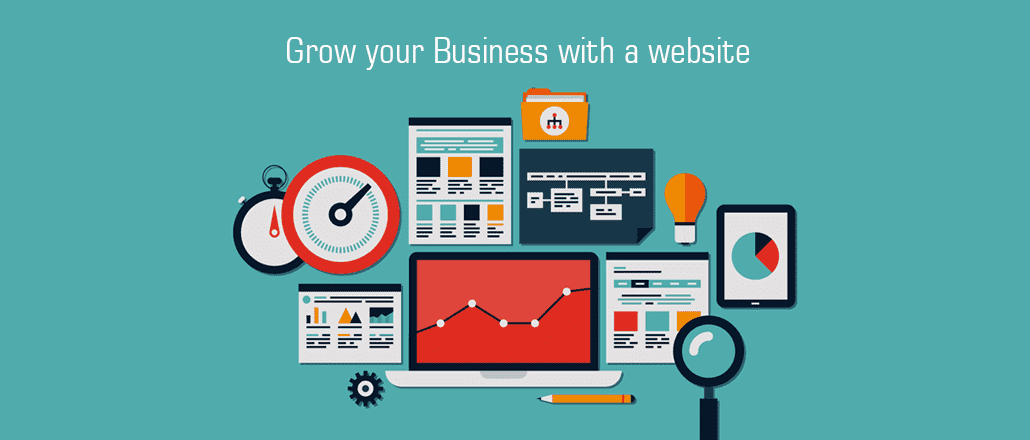 5 BENEFITS OF HAVING A WEBSITE FOR YOUR BUSINESS